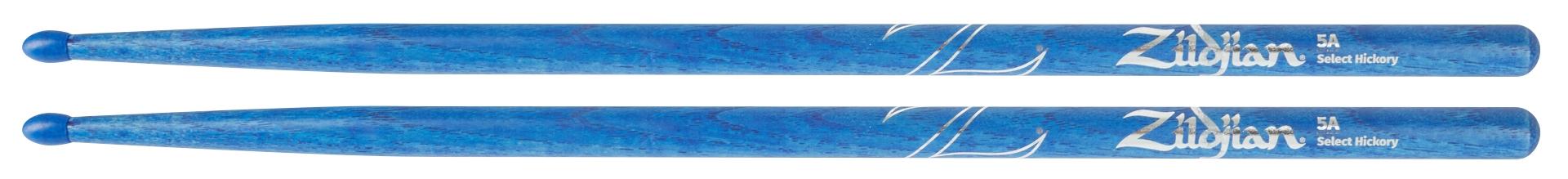 ZILDJIAN 5A Nylon Blue