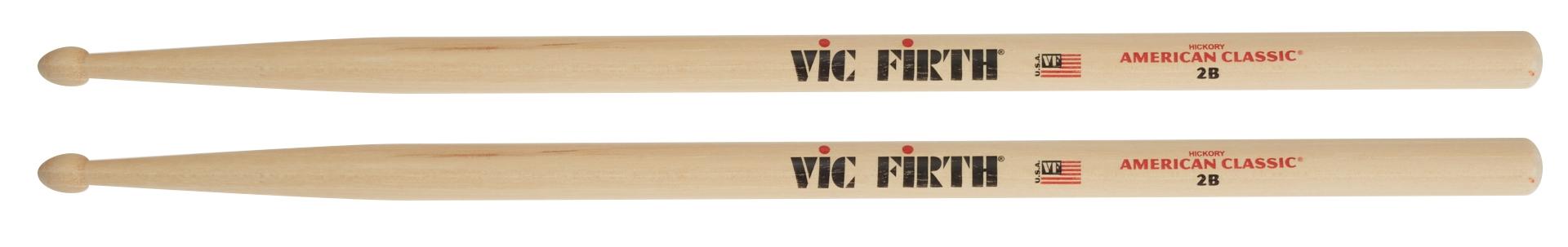 VIC FIRTH 2B American Classic