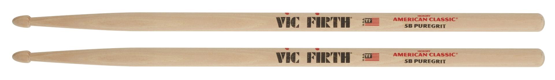 VIC FIRTH 5B Puregrit