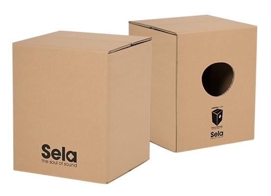 SELA Carton Cajon Mini