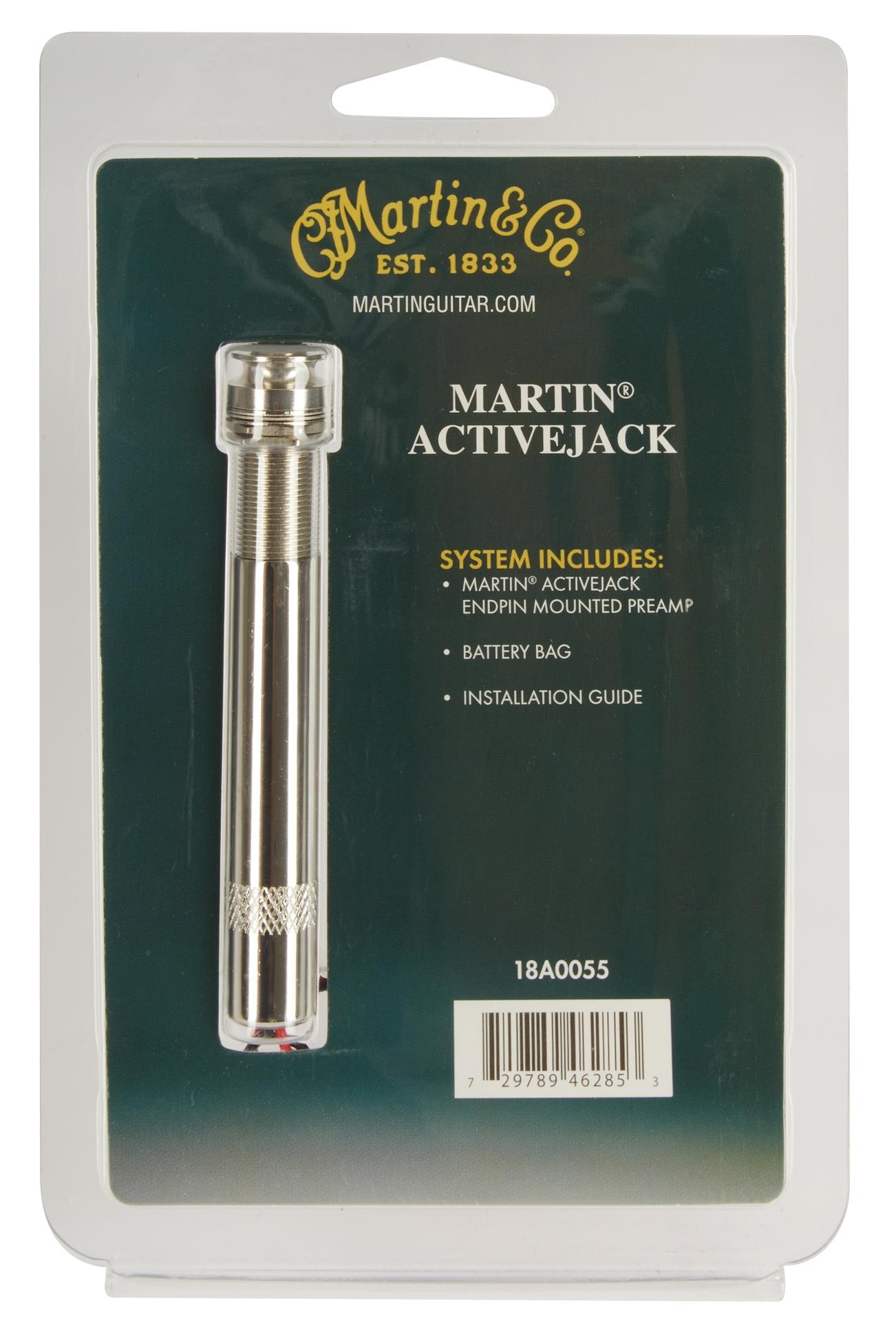 MARTIN Thinline Active Jack