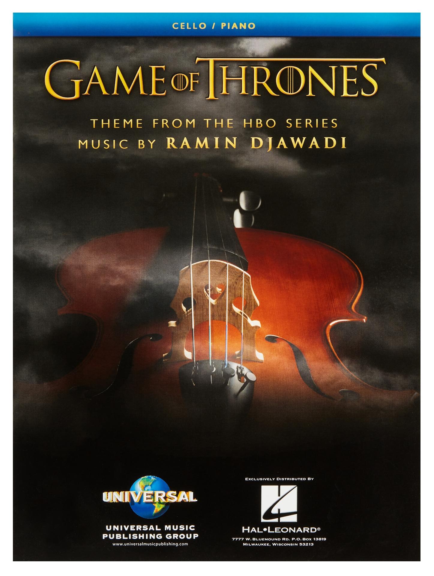 MS Game Of Thrones - Ramin Djawadi