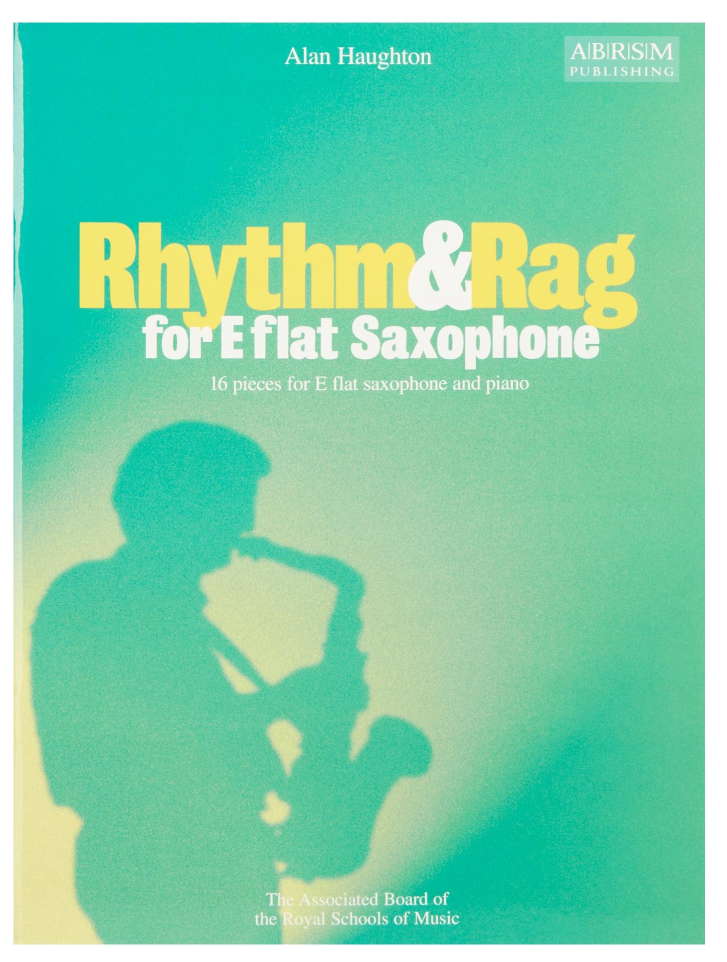 KN Rhythm & Rag for E flat Saxophone