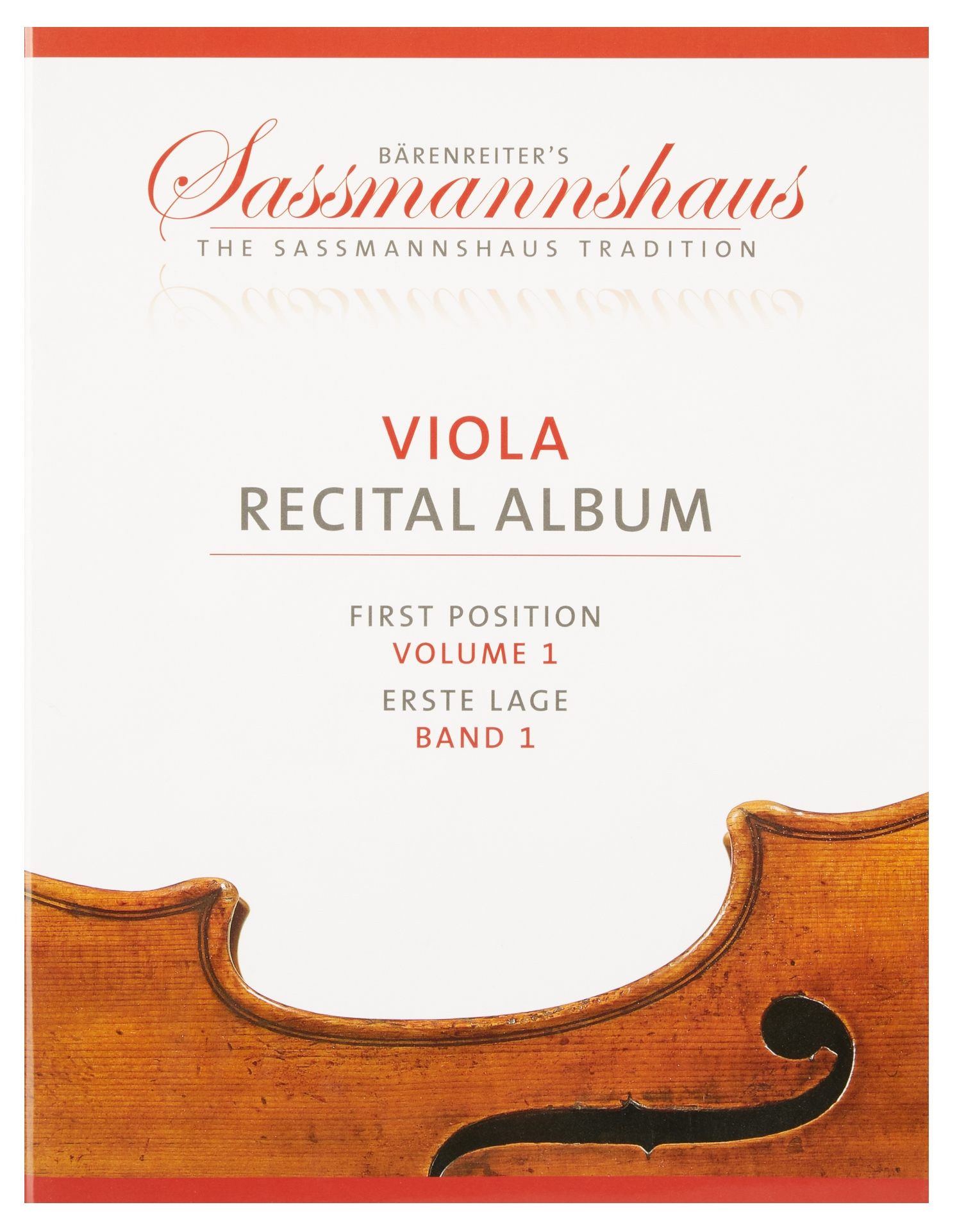 KN Viola Recital Album, svazek 1
