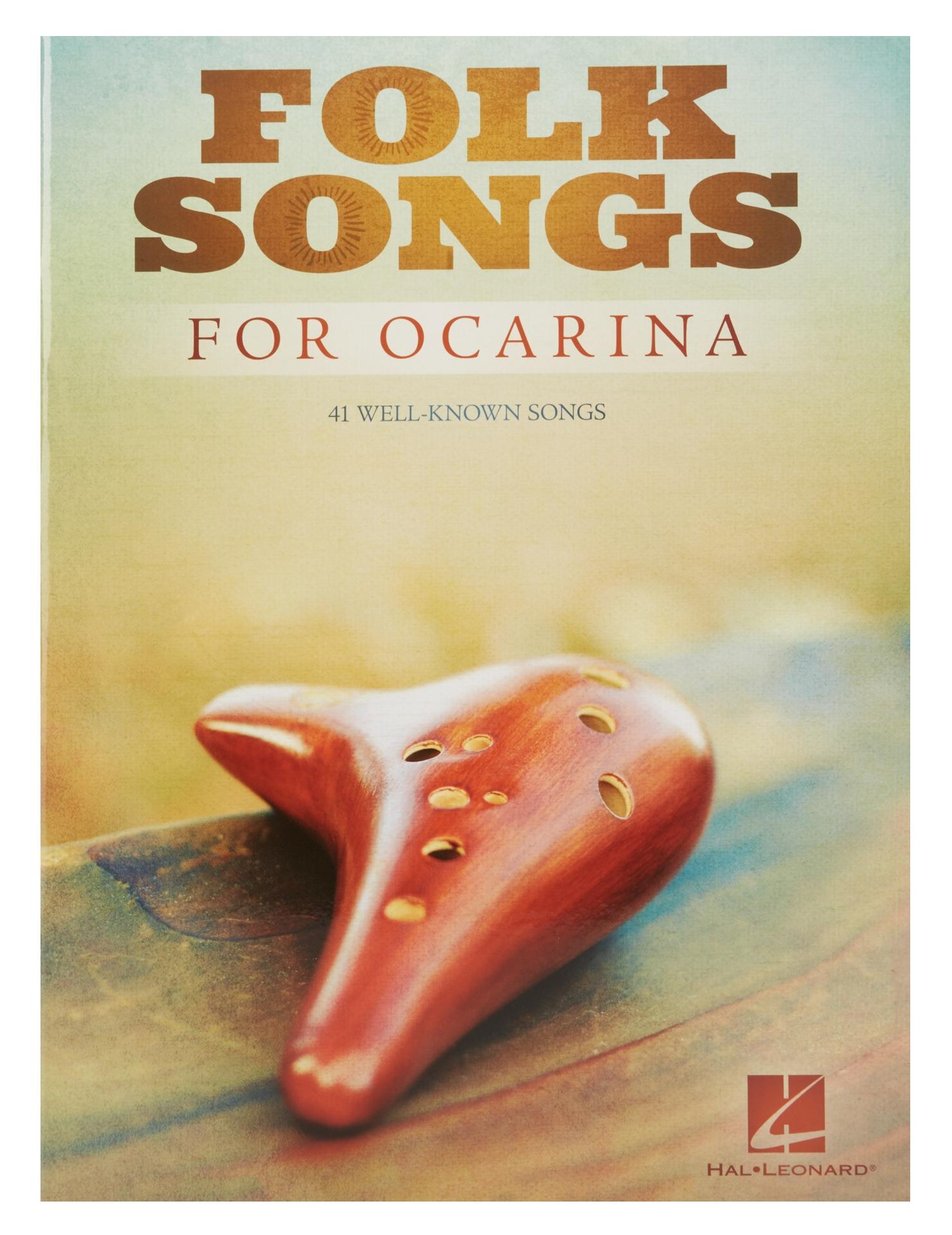MS Folk Songs For Ocarina