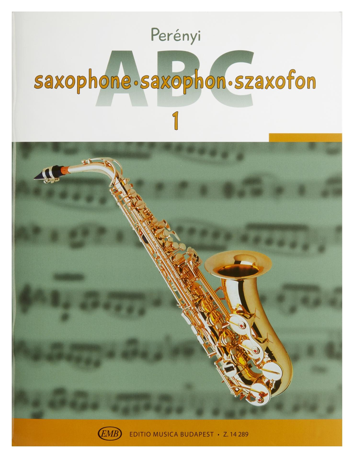 KN Saxophone ABC vol. 1