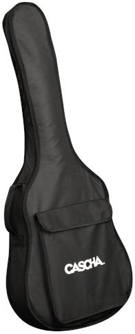 CASCHA Classical Guitar 4/4 Bag Padded