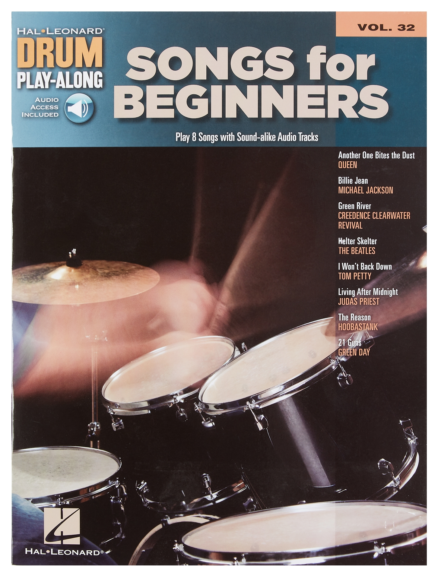 MS Drum Play-Along: Volume 32