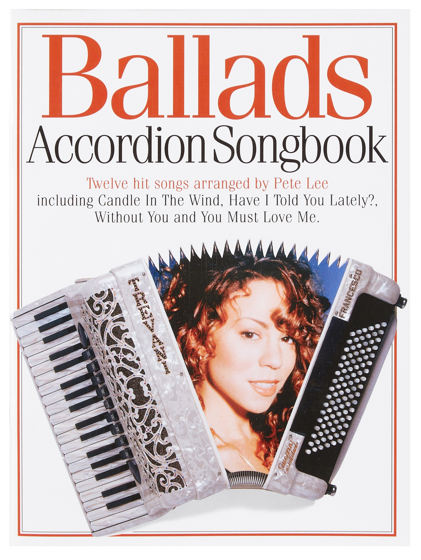 MS Accordion Songbook Ballads