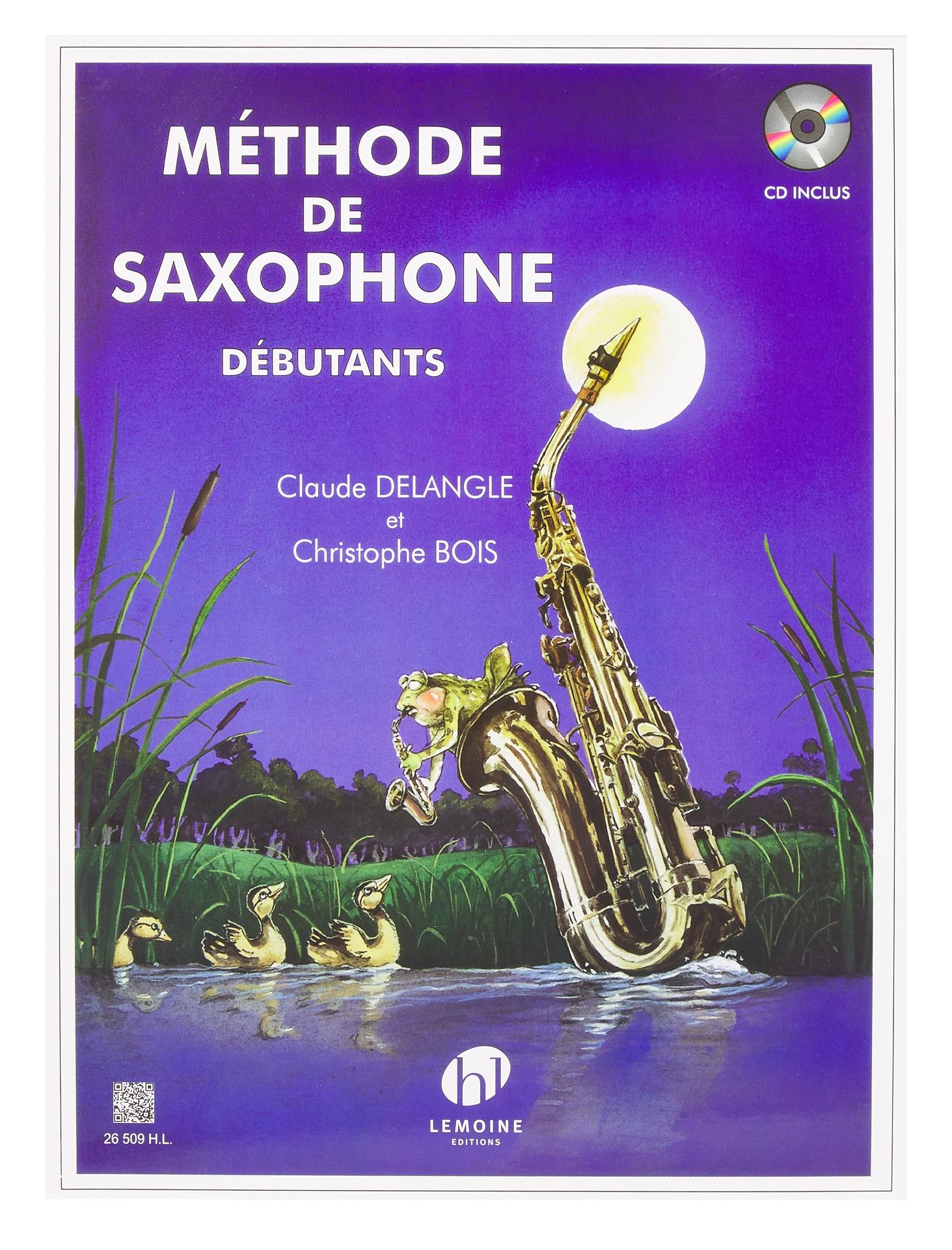 KN Méthode de saxophone pour débutants
