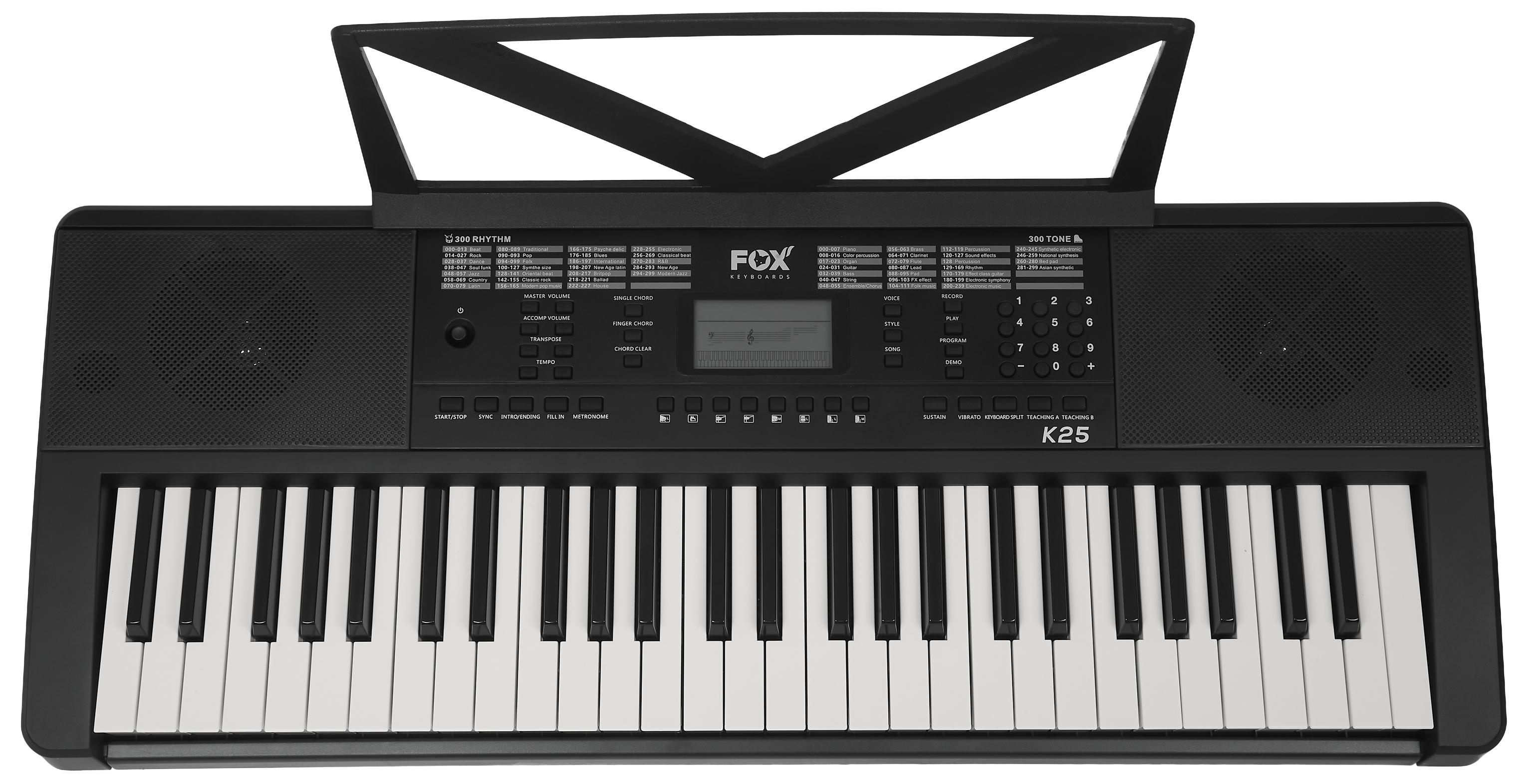 FOX K25