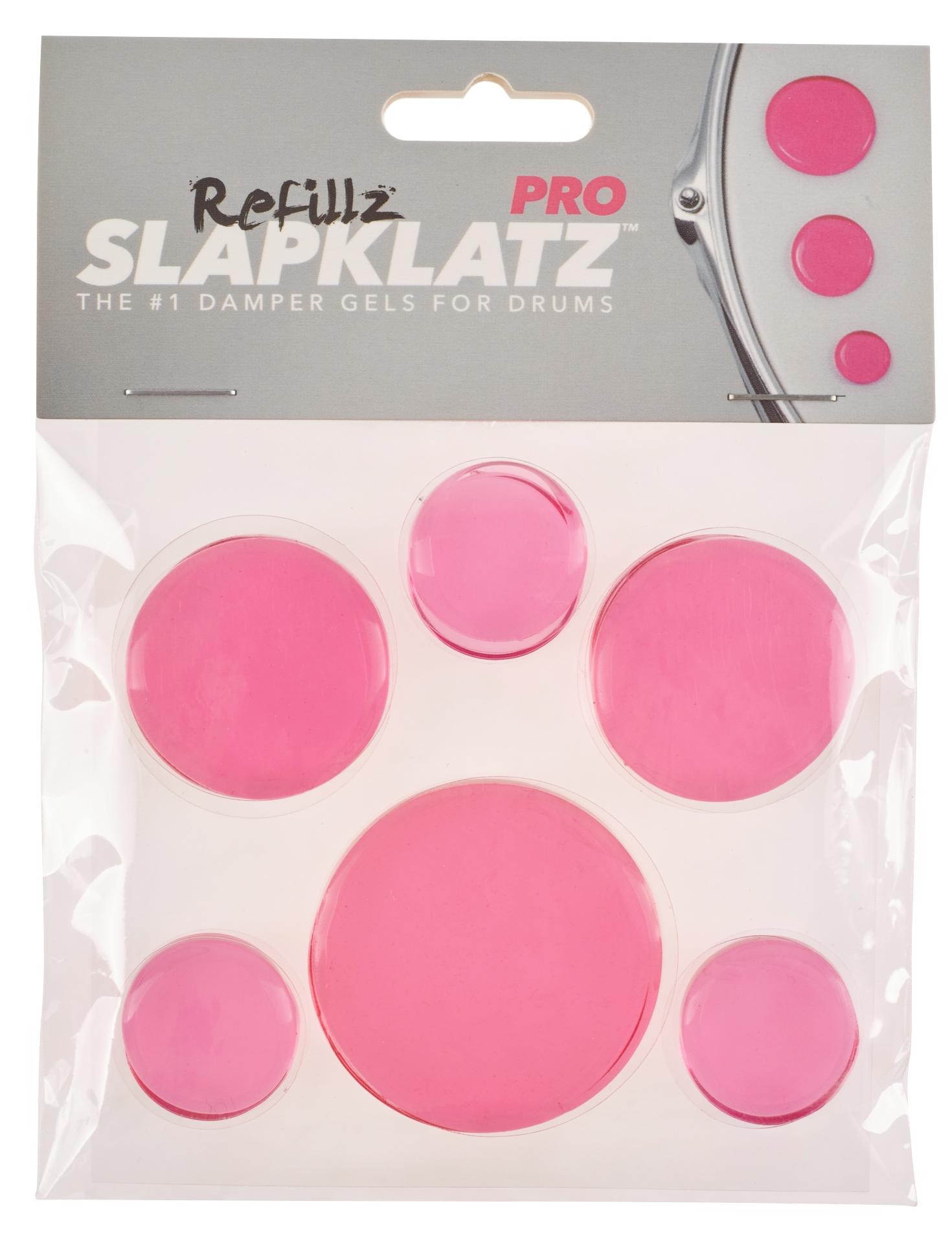 SLAP KLATZ PRO Refillz - Pink