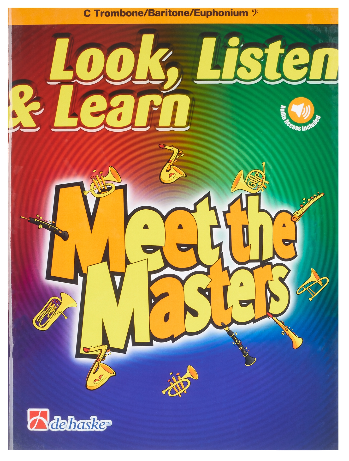 MS Look, Listen & Learn - Meet the Masters