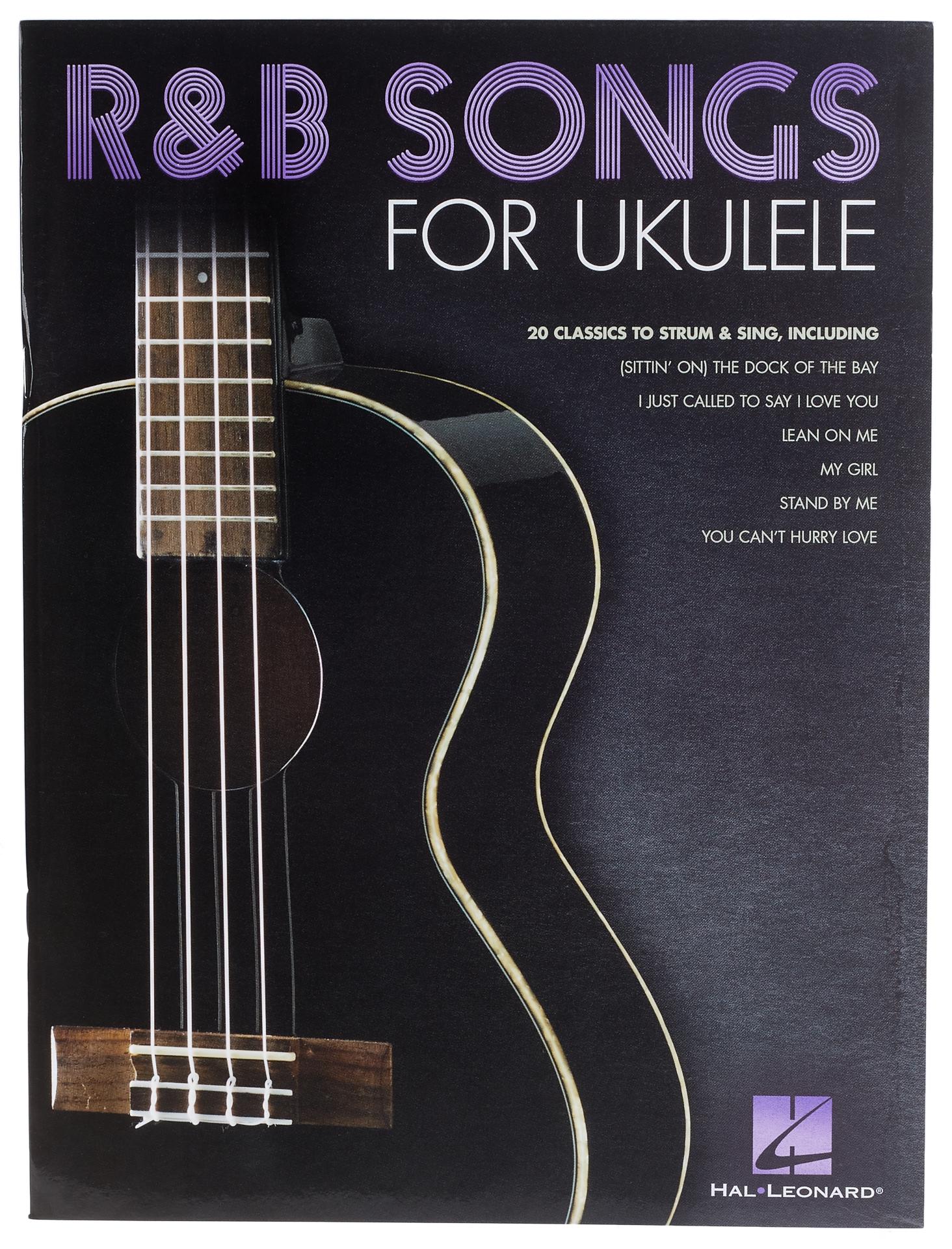 MS R&B Songs For Ukulele