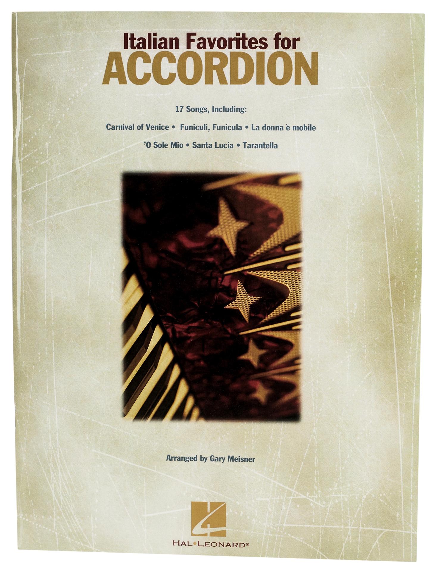 MS Italian Songs For Accordion