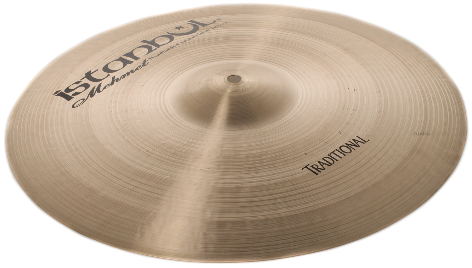 "ISTANBUL MEHMET 14"" Traditional Medium crash Činel crash"