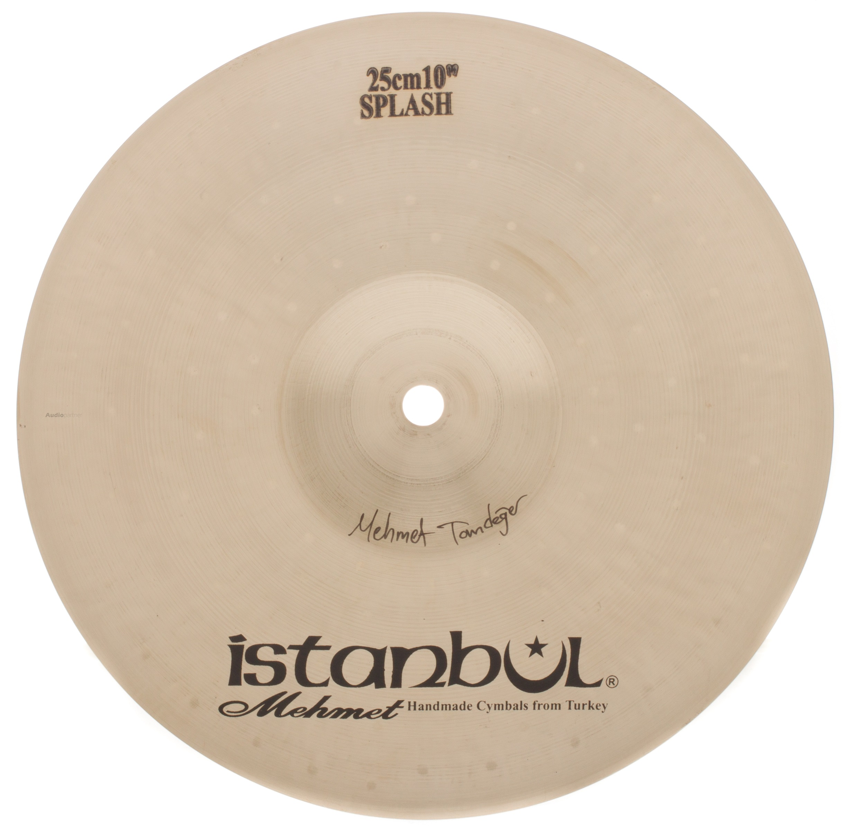 "ISTANBUL MEHMET 10"" Traditional splash Činel splash"