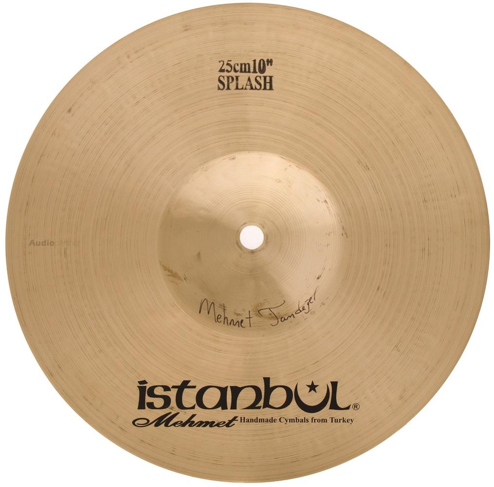 "ISTANBUL MEHMET 10"" Sultan splash Činel splash"