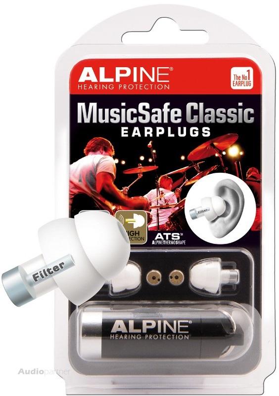 ALPINE Music Safe Classic Špunty do uší