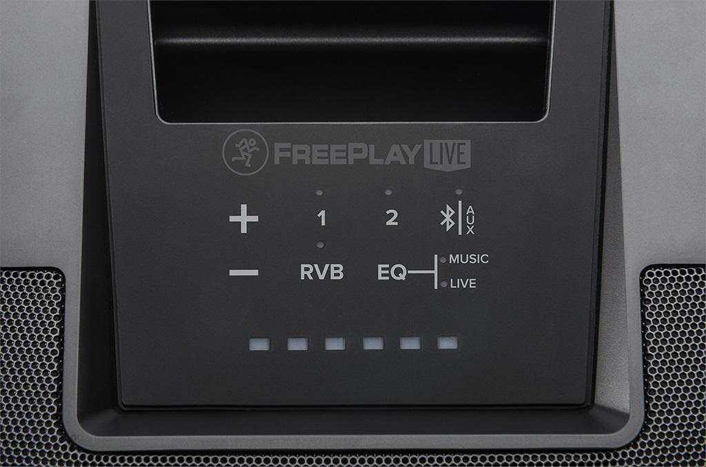 MACKIE FreePlay Live