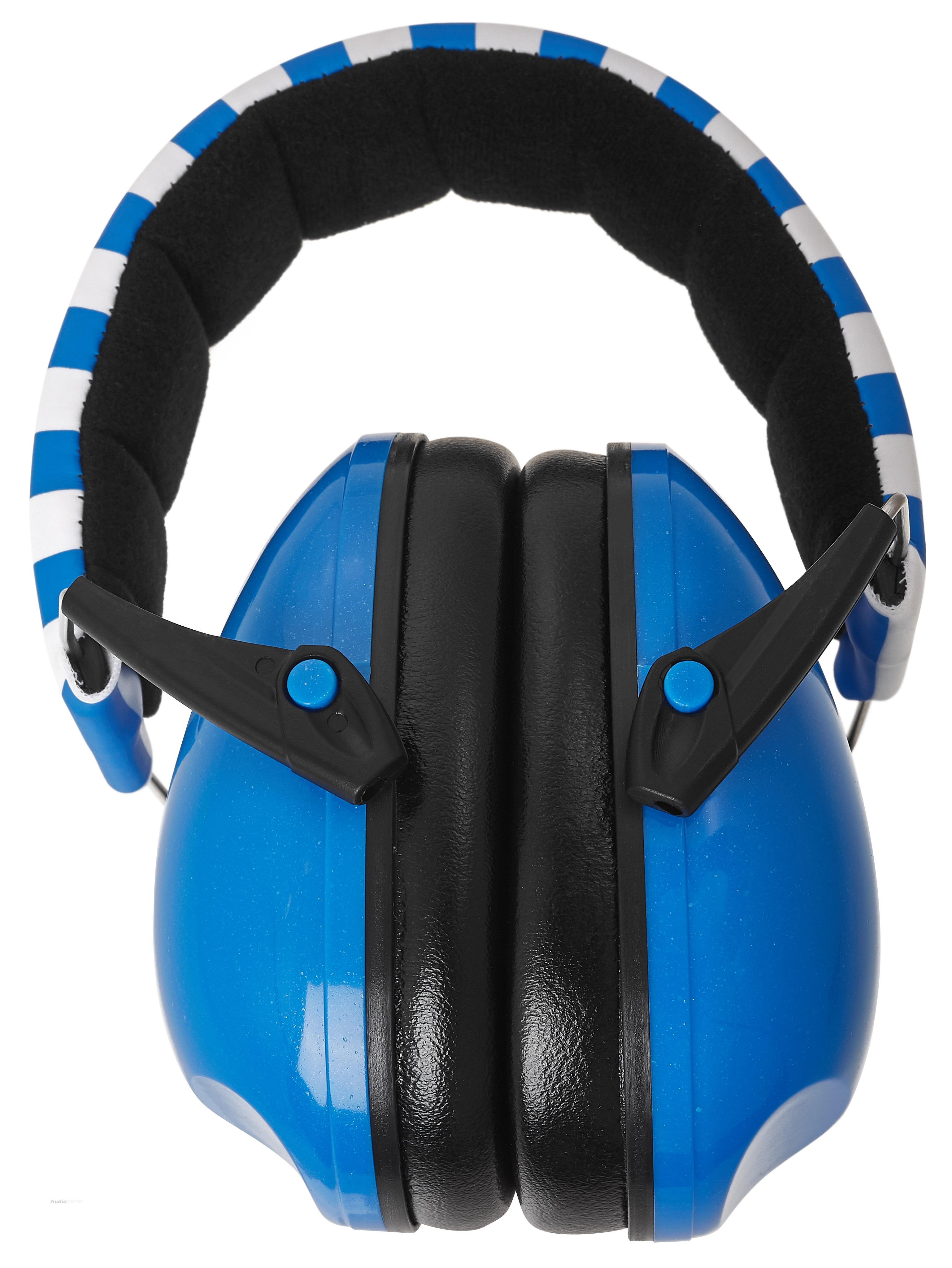 ALPINE Muffy Blue Dětská izolační sluchátka