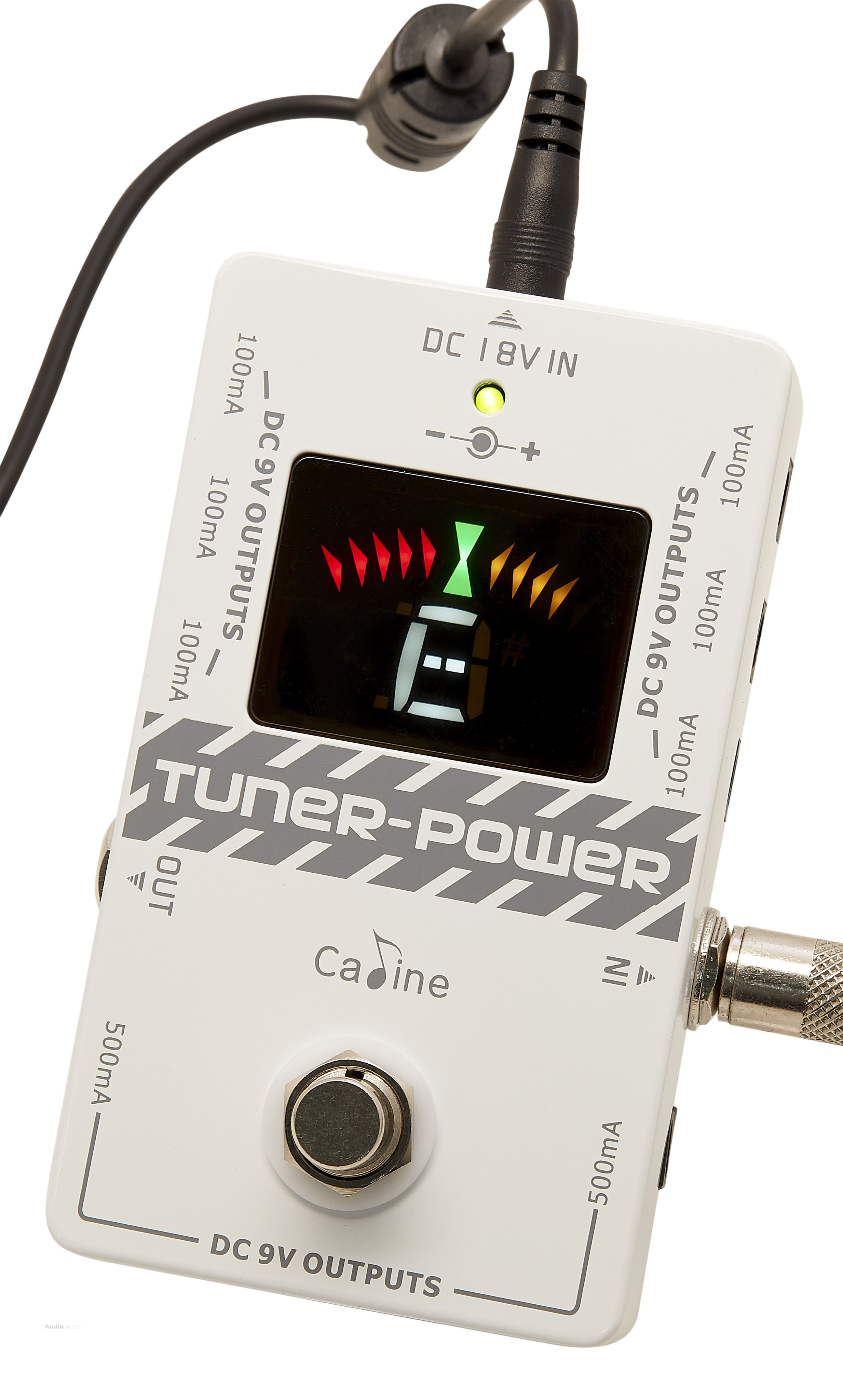 CALINE CP-09 Tuner Power 2-in-1