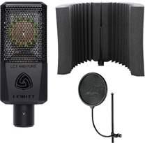 LCT 440 PURE + Akustische Trennwand + K&M Pop filter