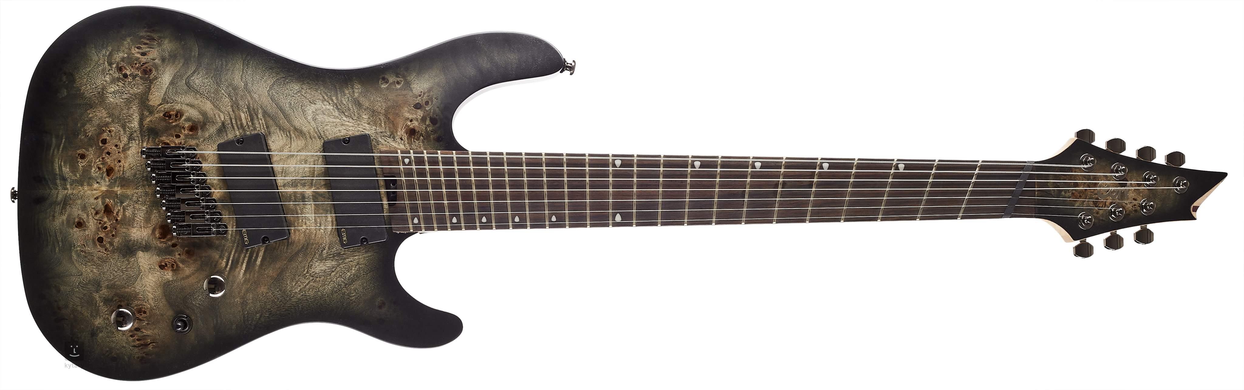 CORT KX500MS SDB Siebensaitige E-Gitarre