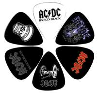PERRI'S LEATHERS AC/DC Picks III