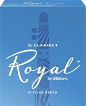 D'ADDARIO Rico Royal Bb Clarinet 2, 10