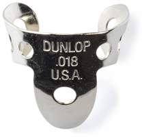 DUNLOP Nickel Silver Fingerpick Set 0.018
