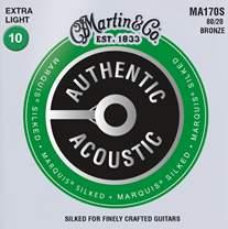 MARTIN Authentic Marquis 80/20 Bronze Extra Light
