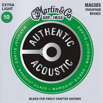MARTIN Authentic Marquis 92/8 Phosphor Bronze Extra Light