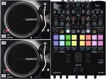 2x RP-7000 MK2 + DJ Mixer