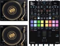 2x RP-7000 MK2 GLD + DJ Mixer