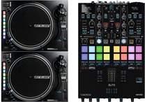 2x RP-8000 MKII+ DJ Mixer