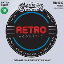 MARTIN Retro 12-String Extra Light