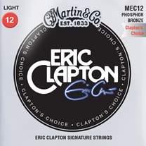 MARTIN Eric Clapton 92/8 Phosphor Bronze Light