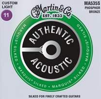 MARTIN Authentic Marquis 92/8 Phosphor Bronze Custom Light