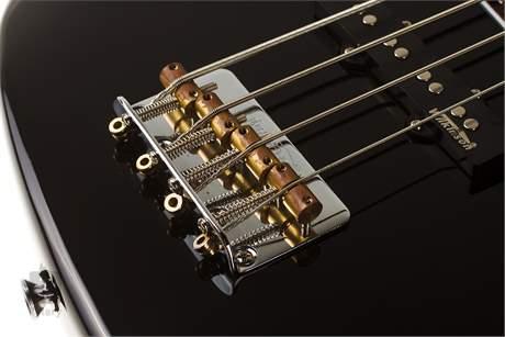VINTAGE VJ74 BLK Electric Bass Guitar