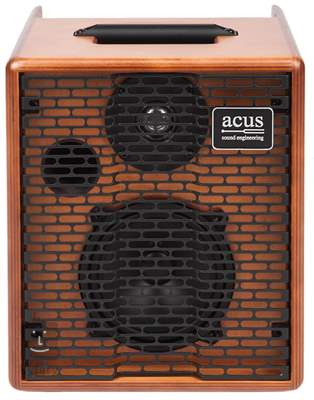 ACUS One Forstrings 5 Wood (opened) Acoustic Instrument Combo