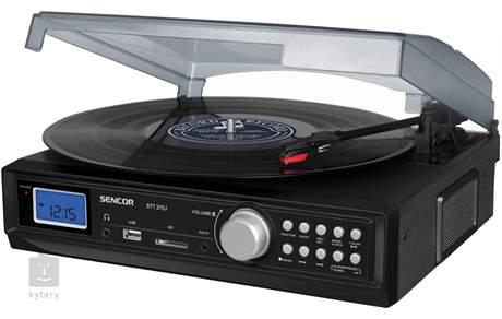 SENCOR STT 211U Record Player