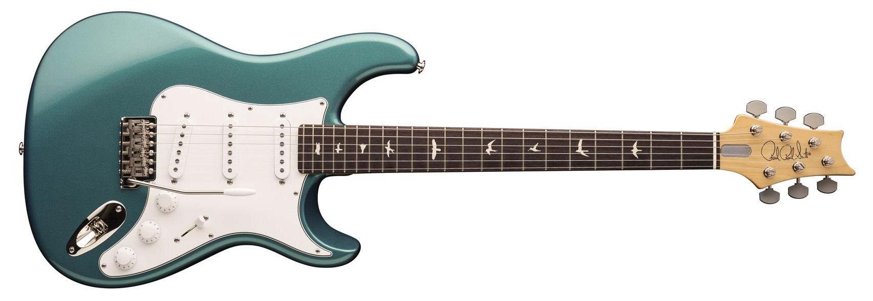 PRS John Mayer Silver Sky Rosewood J5 Dodgem Blue