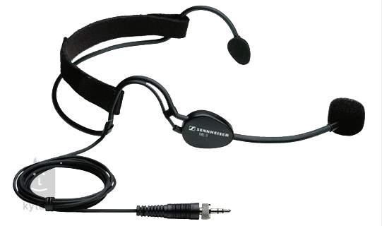ea01dce475e SENNHEISER ME 3-II Condenser Microphone Headset
