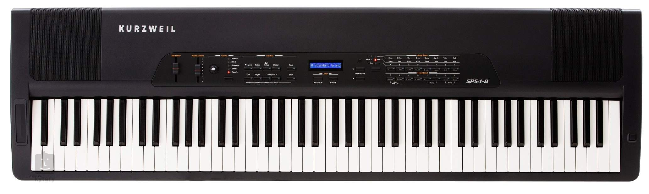 kurzweil sps4 8 portable digital stage piano. Black Bedroom Furniture Sets. Home Design Ideas