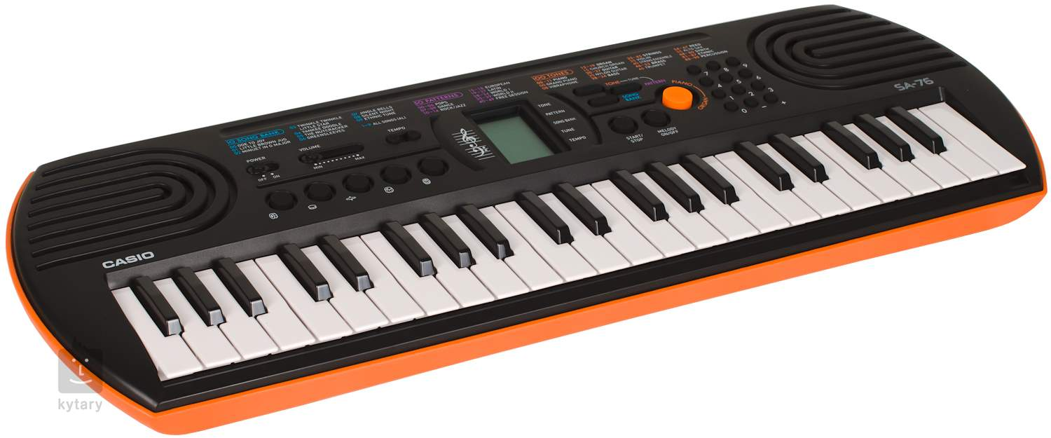 Casio music book for keyboard