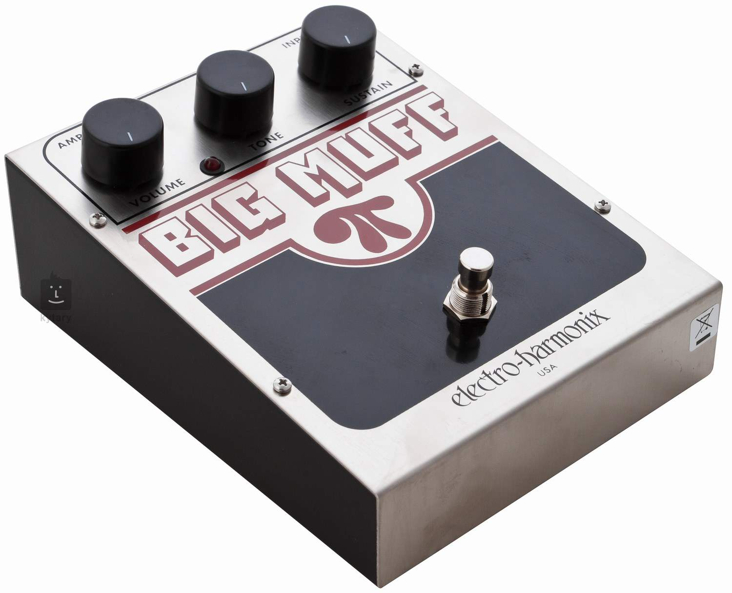 Electro Harmonix Big Muff Pi Opened Guitar Effects Effect