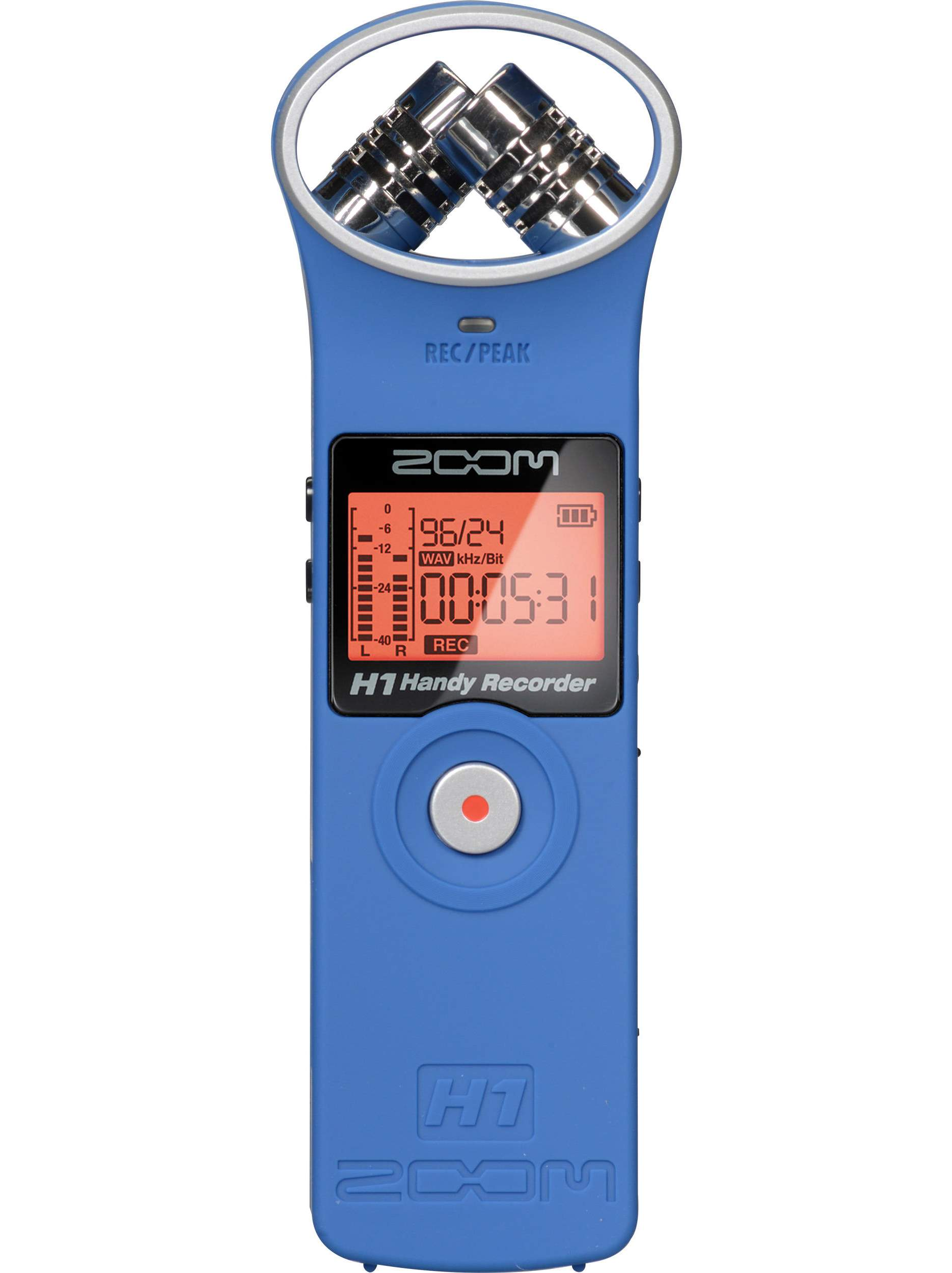 Zoom H1 Pocket Recorder Aph 1 Accessory Package For