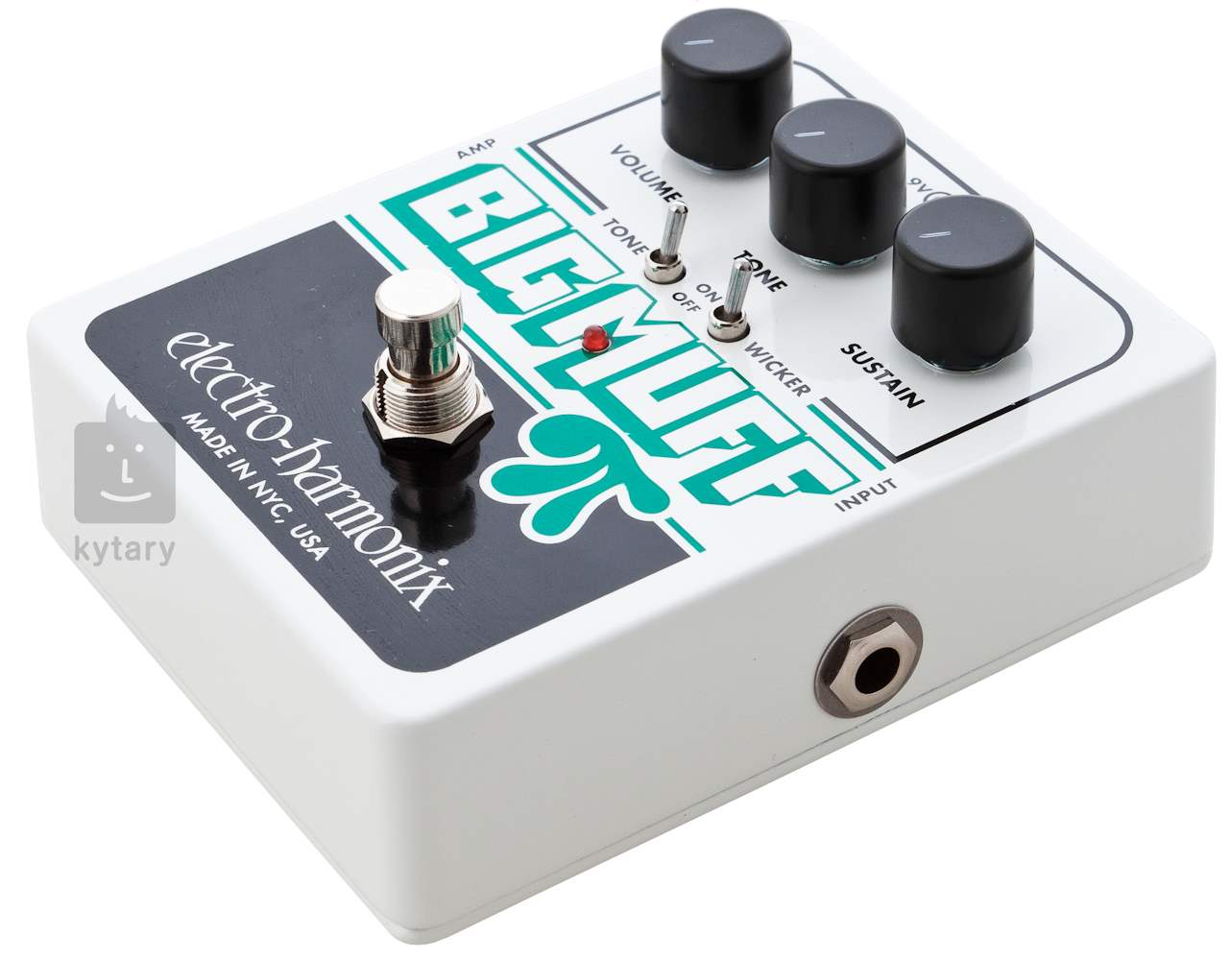 electro harmonix big muff pi with tone wicker guitar effects. Black Bedroom Furniture Sets. Home Design Ideas