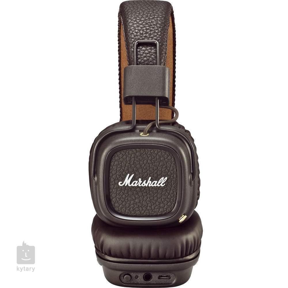 c2e348334b1f MARSHALL Major-II Bluetooth Brown